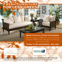 Seacoast Furniture Ad- July by acktacky