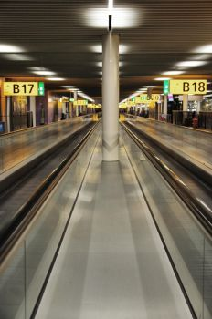 Amsterdam Airport by Ropick
