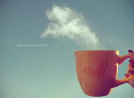 a cup of... by Chemrose