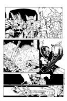 Thor 620 pg17 inks by madman1