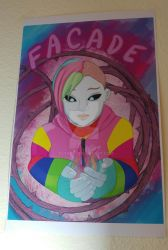 Facade Poster by fether