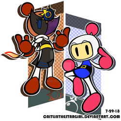 .:Super Bomberman Rush:. by CaitlinTheStarGirl