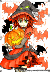 Happy Halloween by Butterfly-Hime