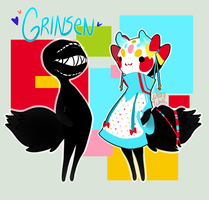Mocchi: Grinsen by WearyWere