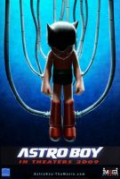 Astro Boy Teaser Poster by mmawolf