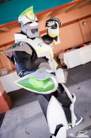 Tiger and Bunny SacAnime 2012 by CrimsonAether