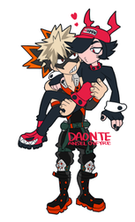mentally married to bakugo by DAONTE