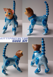 Kittyprotector 5000 SR model by imperiusunforgivable