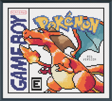 Pokemon Red by lpanne