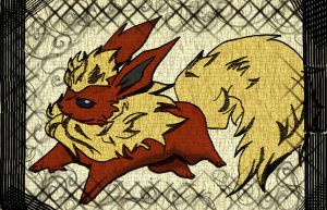 Flareon by BombChic