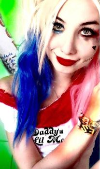 HARLEY QUINN by Sarina-Rose