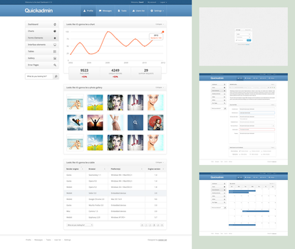 QuickAdmin by owsian