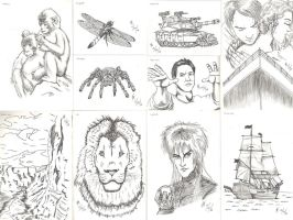 300 Drawing Prompts - Selects 2 by mayorlight