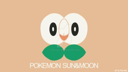 PM_Rowlet by linyuenj