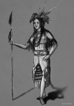 Native by MiekeYperman
