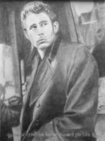 James Dean by ImagineryImmortal93