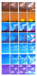 Clouds  tutorial by ryky