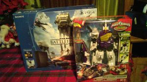 Christmas Haul 2015 by TMNTFAN85