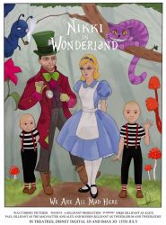 We Are All Mad Here by RobynTrower