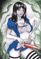 Alice Madness Returns by elberty-oliviera