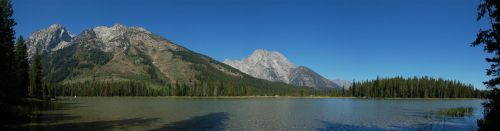 Teton String Lake 2 2007-08-25 by eRality