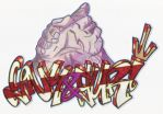 Stickers 99 by VHS-Guri