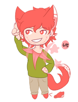 DDLC stickers2 cus4 by J-the-Breathmint