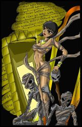 Curse of the Mummy by DanH-Art