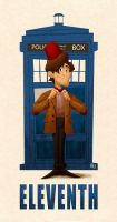 11 Eleventh Doctor by Erich0823