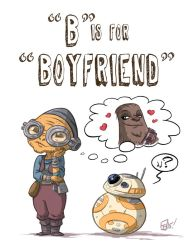 B Is For Boyfriend by OtisFrampton