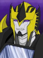Transformers Outcasts: Sunstreaker by SEZwho