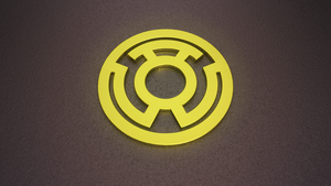 Sinestro Corp by xylomon