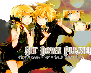 Kagamine Twins by MattyEditions