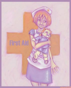 First aid by chaaar