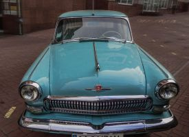Old car 2 - Volga by bulgphoto