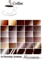 Coffe Ps Gradients by ElvenSword