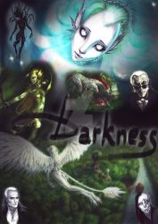 Darkness by Smeha