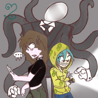 ::Slendy.Wants.Our.Junk:: by SirMuushie