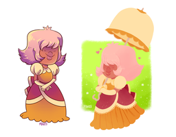 padparadscha by squithulu