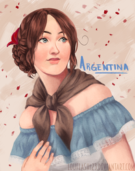 Republica Argentina by louflash123