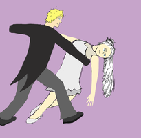 Dancing at Prom by korben600