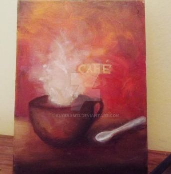 Cafe by Alyssam13