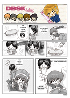 DBSK TALES - Sandwich by AcchanChangmin