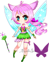 fairy adoptable CLOSED by AS-Adoptables