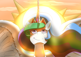 Hail to the Sun by z0rgy
