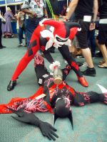Batman Beyond cosplay/costume pics by BatmanBeyondfan2009