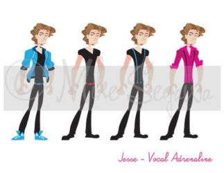 Vocal Adrenaline by mikeysammiches
