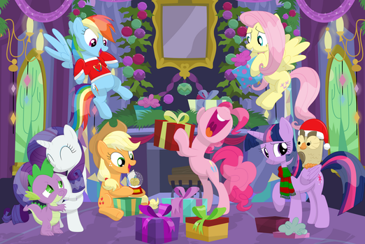 Merry Christmas by Porygon2z