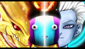 True gods - DBS by MadBedlam