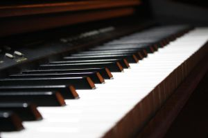 Clean Piano 12405979 by StockProject1